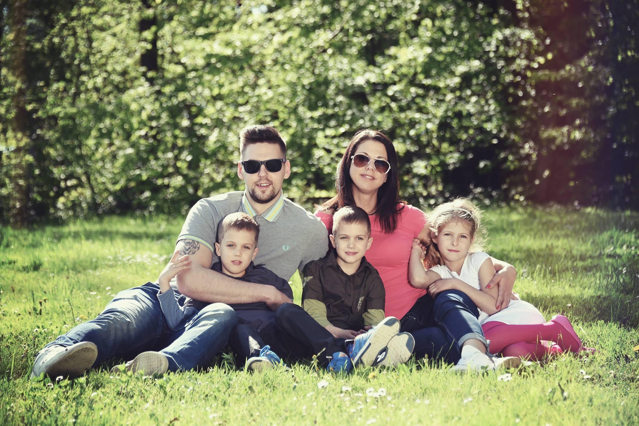 družinska fotografija EnchPro